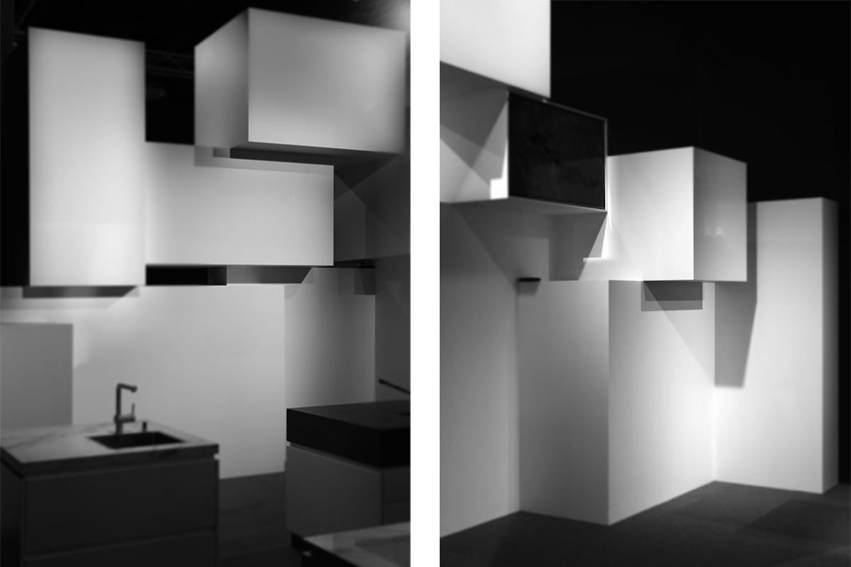 The inside caressi living kitchen köln standphotography
